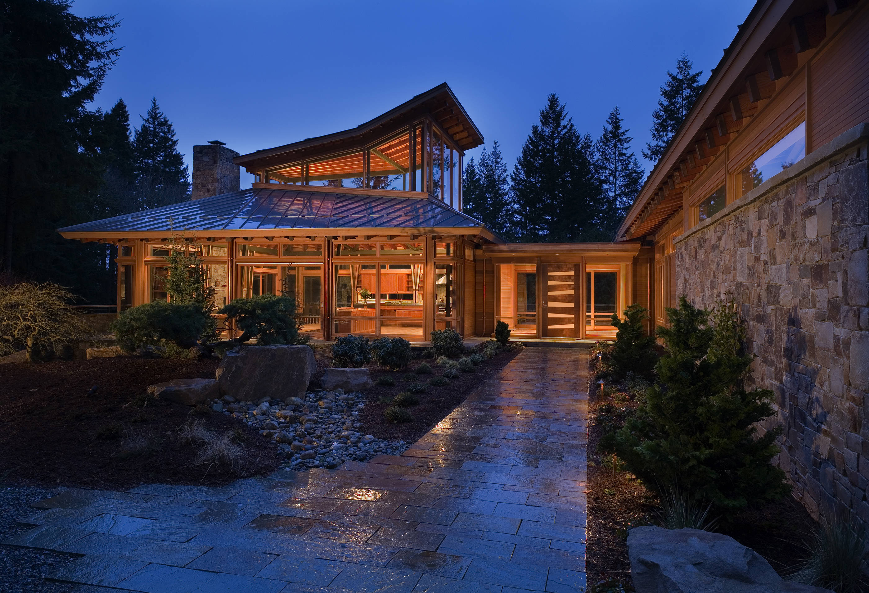 redmond seattle washington custom home builder